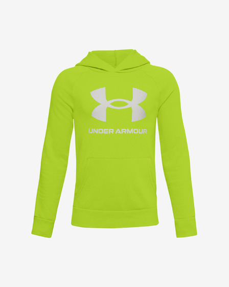 Under Armour Rival Fleece Sweatshirt Kinder