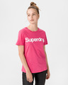 SuperDry Flock T-Shirt