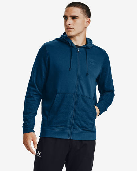 Under Armour Sportstyle Terry SI Full Zip Sweatshirt