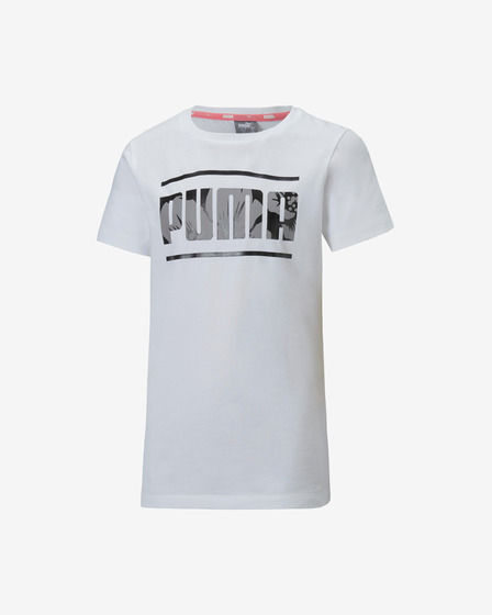 Puma Alpha Kinder  T‑Shirt