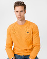 GAS Criss/s Round Collar Pullover