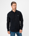 Lacoste Flamed Cotton Hemd