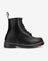 Dr. Martens 1460 Contrast Stitch Smooth Leather Stiefeletten