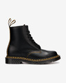Dr. Martens 1460 Double Stitch Leather Lace Up Stiefeletten