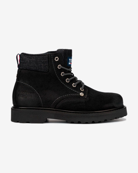 Tommy Jeans Lace Up Stiefeletten