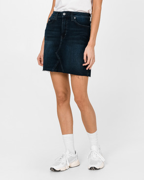 Tommy Jeans Raw Hem Skirt