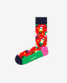 Happy Socks Santa Socken