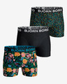 Björn Borg Strong Flower & Tiny Flower Boxers 3 pcs