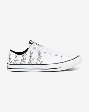 Converse Bugs Bunny Chuck Taylor All Star Low Top Tennisschuhe
