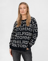 Tommy Hilfiger All-Over Pullover