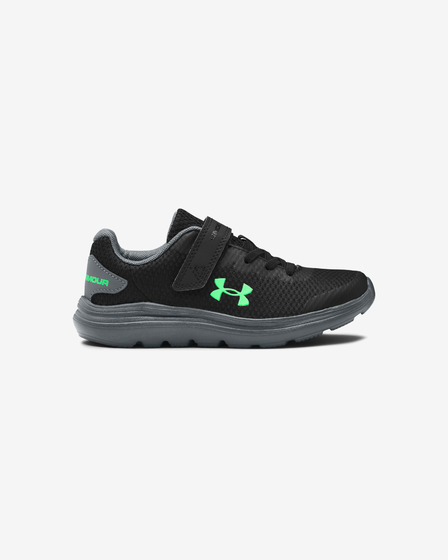 Under Armour Pre-School UA Surge 2 AC Running Kinder Tennisschuhe