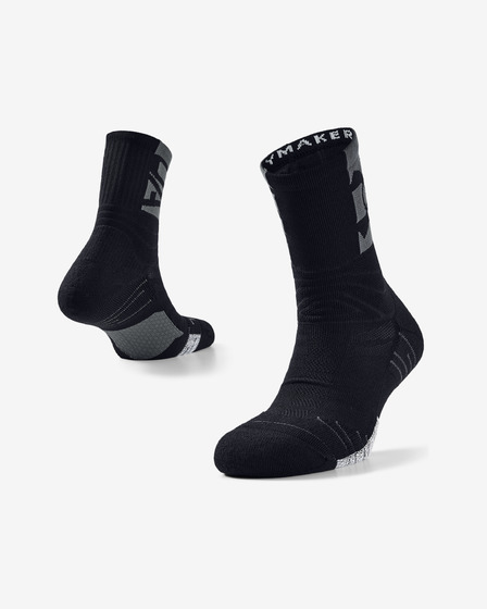 Under Armour Playmaker Mid-Crew Socken