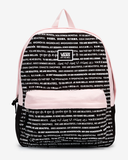 Vans We Are Beautiful Rucksack