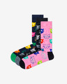 Happy Socks Cat Gift Box 3 Paar Socken
