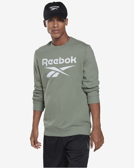 Reebok Identity French Terry Vector Sweatshirt