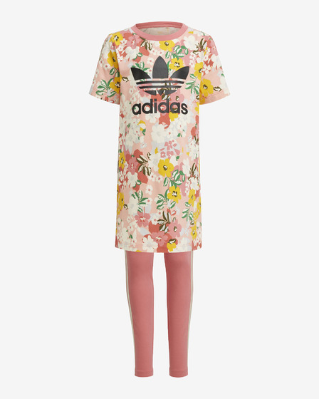 adidas Originals London Floral Set Kinder