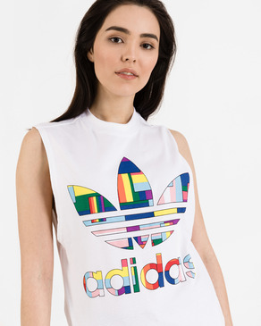 adidas Originals Pride Flag Fill Unterhemd