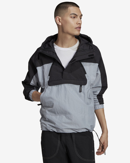 adidas Originals Adventure Mishmash Blocked Jacket