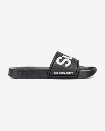 SuperDry Eva Pool Slide Pantoffeln