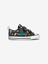 Converse Gamer Easy-On Chuck Taylor All Star Kinder Tennisschuhe