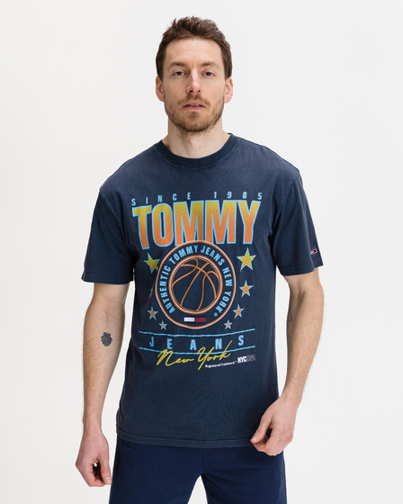 Tommy Jeans Basketball Graphic T-Shirt