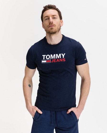 Tommy Jeans Skinny Corporation T-Shirt