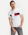 Tommy Hilfiger Textured Flag T-Shirt