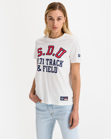 SuperDry Cellgiate Athletic Union T-Shirt