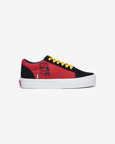 Vans The Simpsons Old Skool El Barto Kinder Tennisschuhe