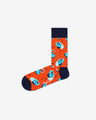 Happy Socks Clean Elephant Socken