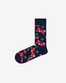Happy Socks Cherry Dog Socken