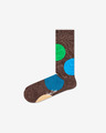 Happy Socks Jumbo Dot Socken