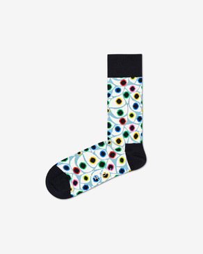 Happy Socks Organic Eyes Socken
