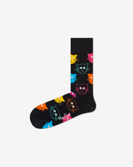 Happy Socks Cat Socken